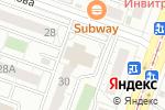Схема проезда до компании Библиотека №31 в Челябинске