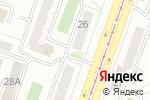 Схема проезда до компании ДеКоль в Челябинске