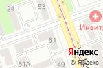 Схема проезда до компании Национальный Проект в Челябинске