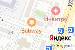 Схема проезда до компании Абезком в Челябинске
