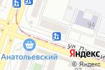 Схема проезда до компании Киоск по продаже фастфудной продукции в Челябинске