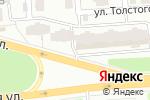 Схема проезда до компании Трейд Линк в Челябинске