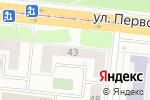 Схема проезда до компании Торгово-ремонтная компания в Челябинске