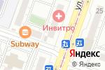 Схема проезда до компании Оптово-розничный магазин учебников и канцелярских товаров в Челябинске