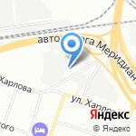 Тест-Сервис на карте Челябинска