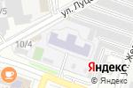 Схема проезда до компании Respect Sound в Челябинске