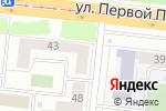 Схема проезда до компании Совет ветеранов (пенсионеров) войны, труда, Вооруженных Сил и правоохранительных органов Тракторозаводского района в Челябинске