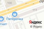 Схема проезда до компании Библиотека №25 в Челябинске