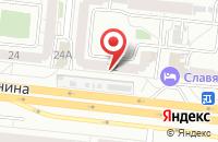 Схема проезда до компании Энвог Фэйшен Групп в Челябинске