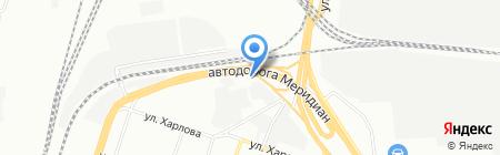 ТехКонтракт на карте Челябинска
