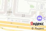 Схема проезда до компании Ромашка в Челябинске