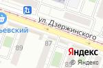 Схема проезда до компании Киоск по продаже чая и кофе в Челябинске