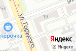 Схема проезда до компании Апельсин в Челябинске