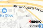 Схема проезда до компании Полистиролбетон-Центр в Челябинске