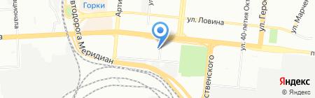 ВитАрт на карте Челябинска