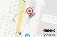 Схема проезда до компании Эдамс в Челябинске