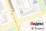 Схема проезда до компании Свет в Челябинске