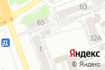Схема проезда до компании Автомойка №5 в Челябинске