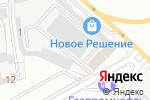 Схема проезда до компании Чеснок Авто в Челябинске