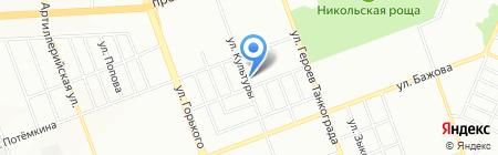 АБА Техника на карте Челябинска
