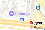Схема проезда до компании Lucky в Челябинске