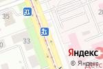 Схема проезда до компании Платежный терминал в Челябинске