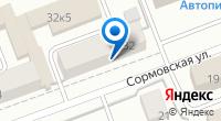 Компания АМетКом на карте
