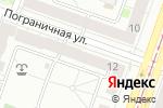 Схема проезда до компании Мастерская по ремонту обуви и изготовлению ключей в Челябинске