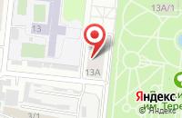 Схема проезда до компании MarketB в Новоульяновске