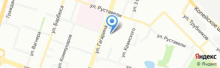 Косметик`Pro на карте Челябинска