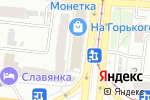 Схема проезда до компании Сладкий каприз в Челябинске