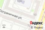 Схема проезда до компании Провиантъ в Челябинске