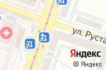 Схема проезда до компании СтройСервис в Челябинске