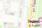 Схема проезда до компании АМАДЕО в Челябинске
