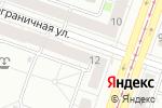 Схема проезда до компании Subway в Челябинске