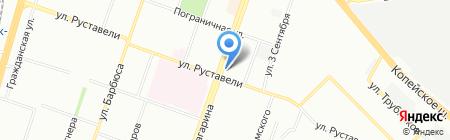 Очки для вас на карте Челябинска