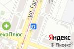 Схема проезда до компании Цирюльня в Челябинске