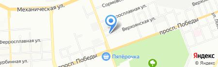 АрендаСтройТех на карте Челябинска