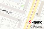 Схема проезда до компании vet-Ковчег в Челябинске
