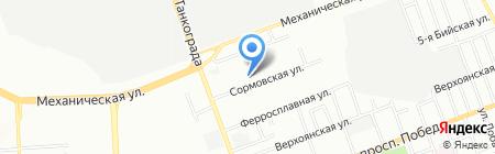 СпецПромГрупп на карте Челябинска