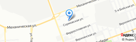 Арт-Металл на карте Челябинска