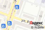 Схема проезда до компании Газавтозапчасть в Челябинске