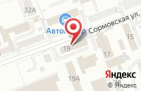 Схема проезда до компании Анвик-Принт в Челябинске