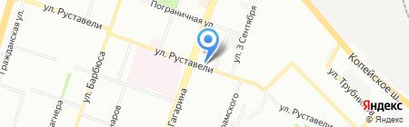 Автомаркет на карте Челябинска