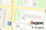 Схема проезда до компании Роза-Мед в Челябинске