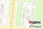 Схема проезда до компании Gala Jeans в Челябинске