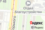 Схема проезда до компании Рост в Челябинске