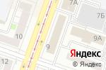 Схема проезда до компании Ф.О.Н. в Челябинске