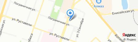 Банкомат Россельхозбанк на карте Челябинска
