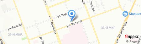 Art Studio на карте Челябинска